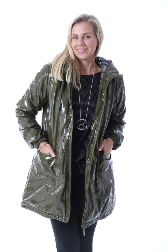 Rani Rain Coat - Tilletts Clothing (4184936349809)