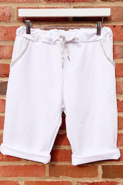 Premium Roll Up Shorts