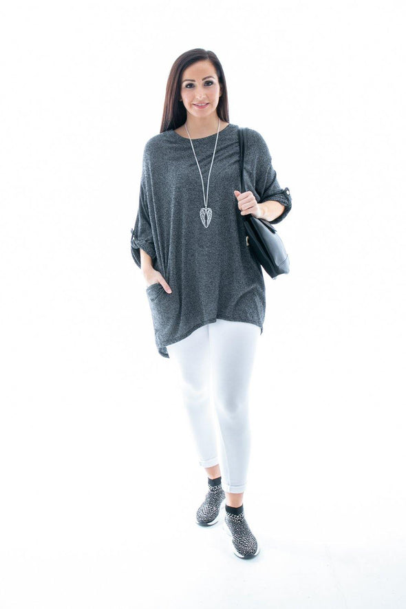 Thea Twist Back Tunic