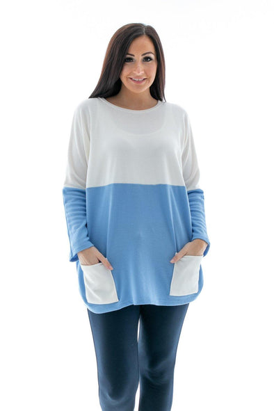 Apollo Pocket Front Sweatshirt