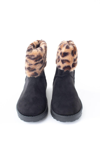 Animal Cuff Boot - Tilletts Clothing (4075349803121)