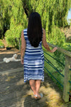 Leah Stripe Dress