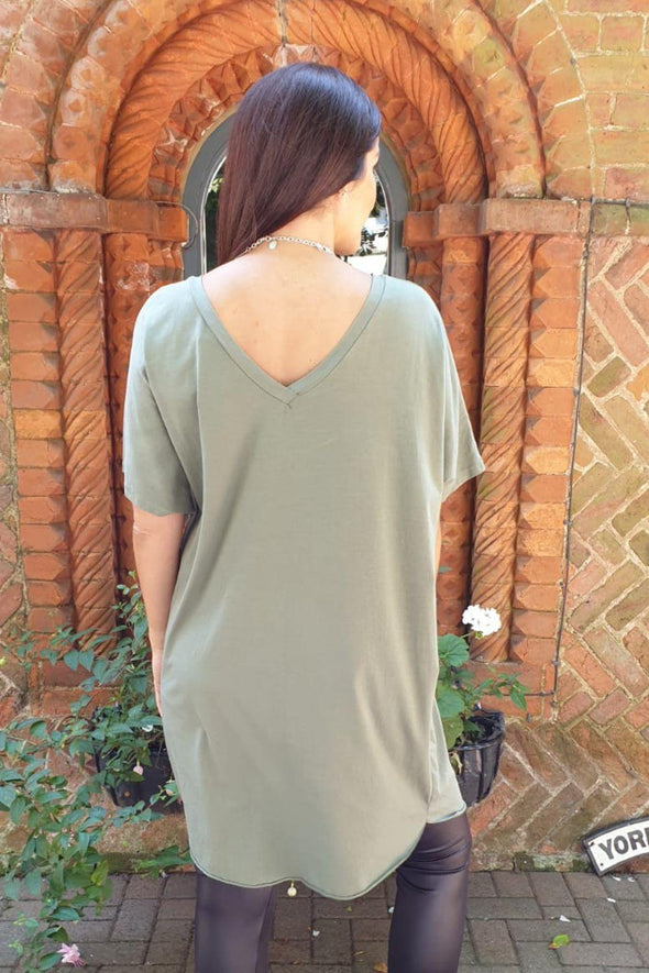 Lexie Plain Dress