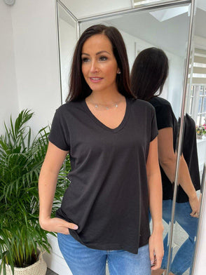 V Neck Top Nicole