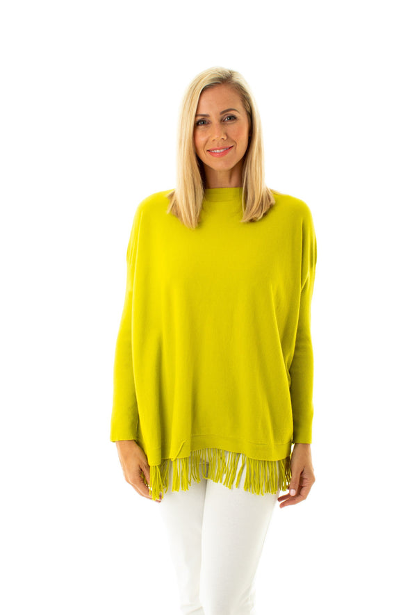 Jo Tassel Jumper - Tilletts Clothing (2164942209137)