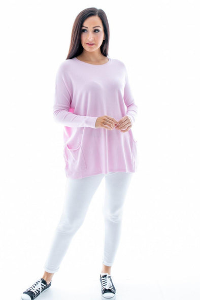 Riana Pocket Jumper