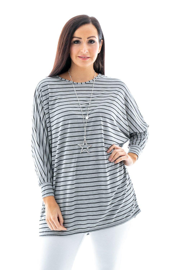 Shirley Stripe Tunic