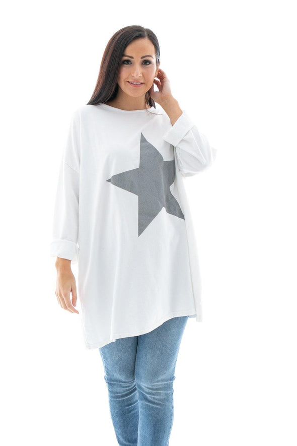 Sayla Star Top