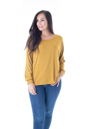 Darla Stretchy Top - Tilletts Clothing (4054413967473)