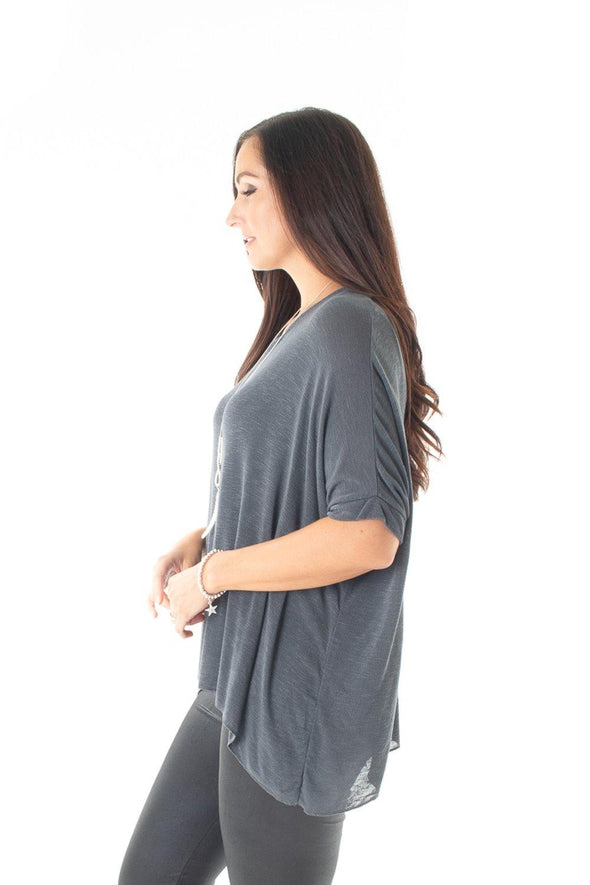 Bessie Basic Top