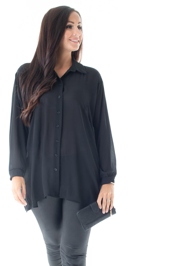 Boo Basic Shirt - Tilletts Clothing (4095205769329)