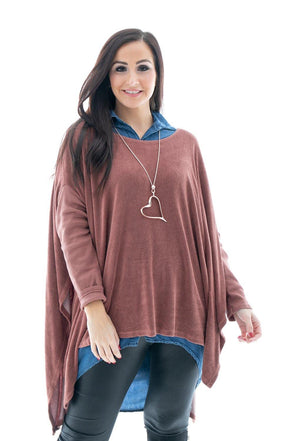 Cassie Cape Top
