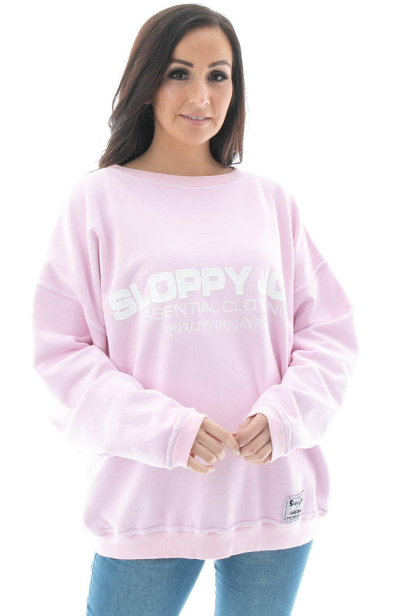 Sloppy Joe Crew Neck Sweatshirt