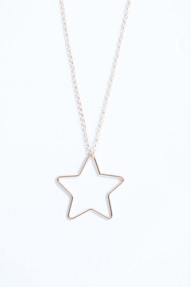 Large Star Pendant