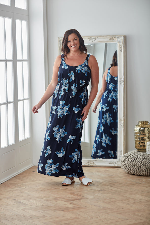 Laurel Maxi Dress