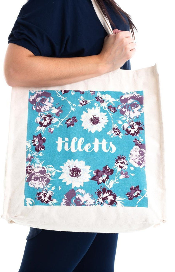 Official Tilletts Tote Bag