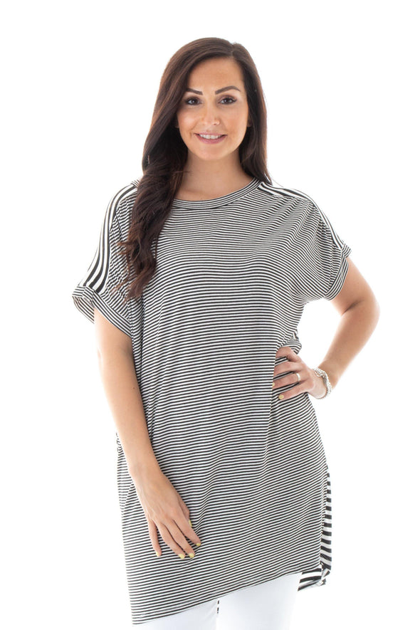 Yasi Striped Top