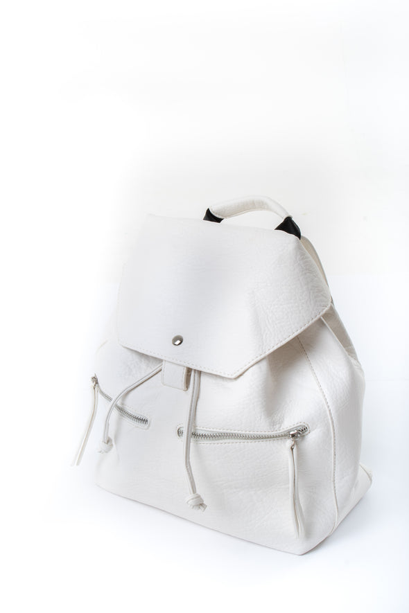 Donna Zip Backpack