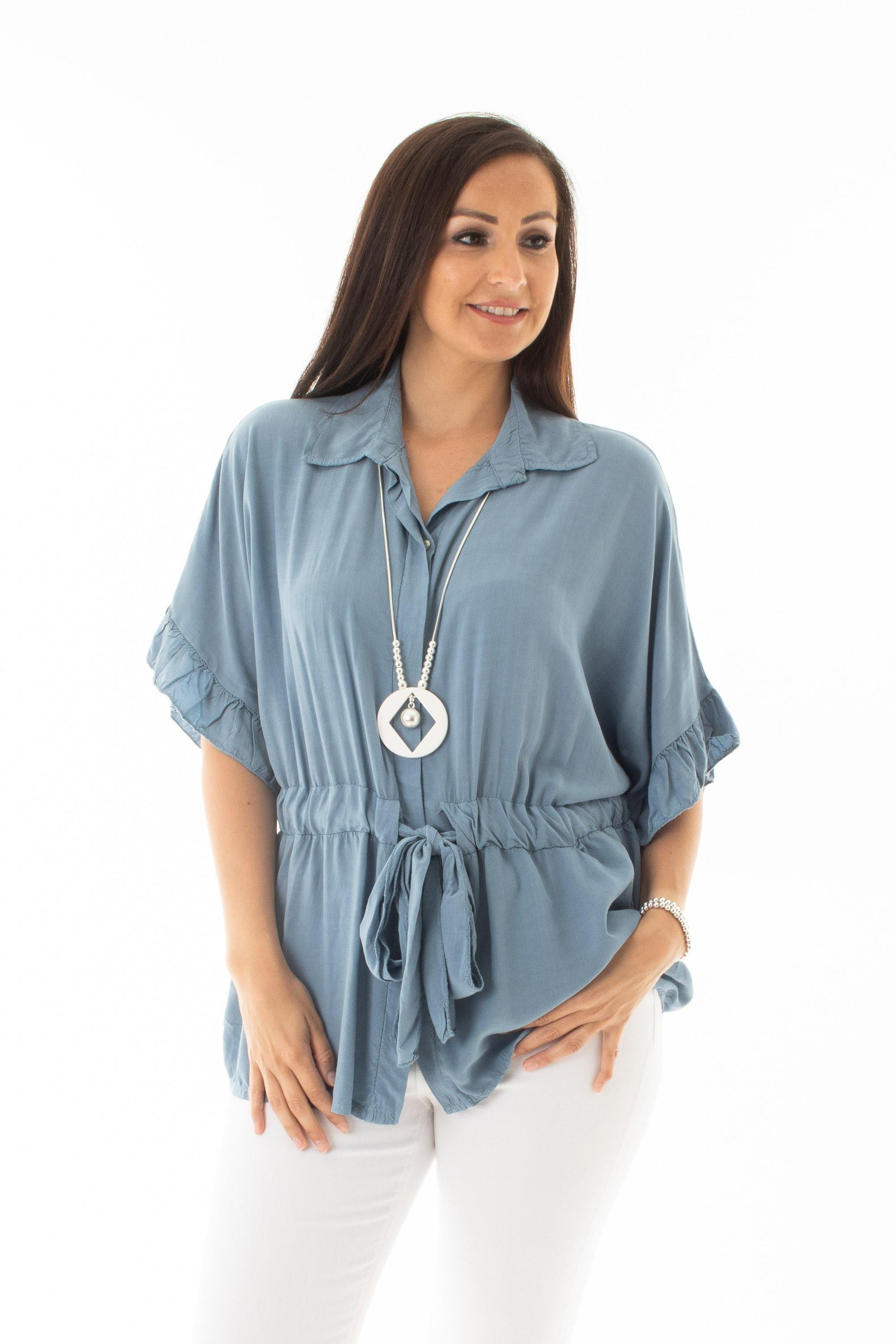 e51bb4ef Ada Blouse – Tillett's