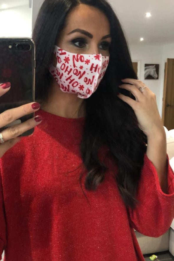 Christmas Fashion Masks Set 1