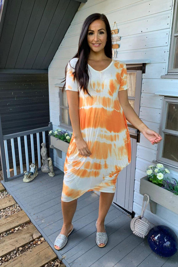 Athena Tulip Dress