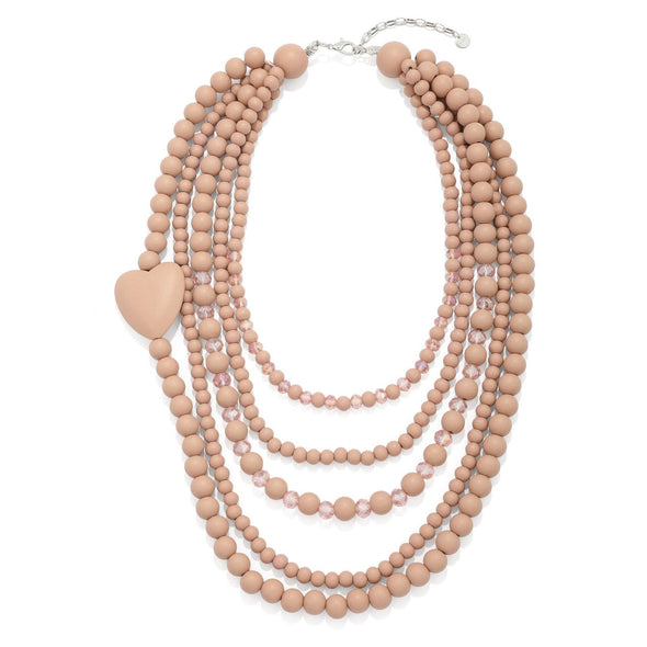Betsy Bead Necklace