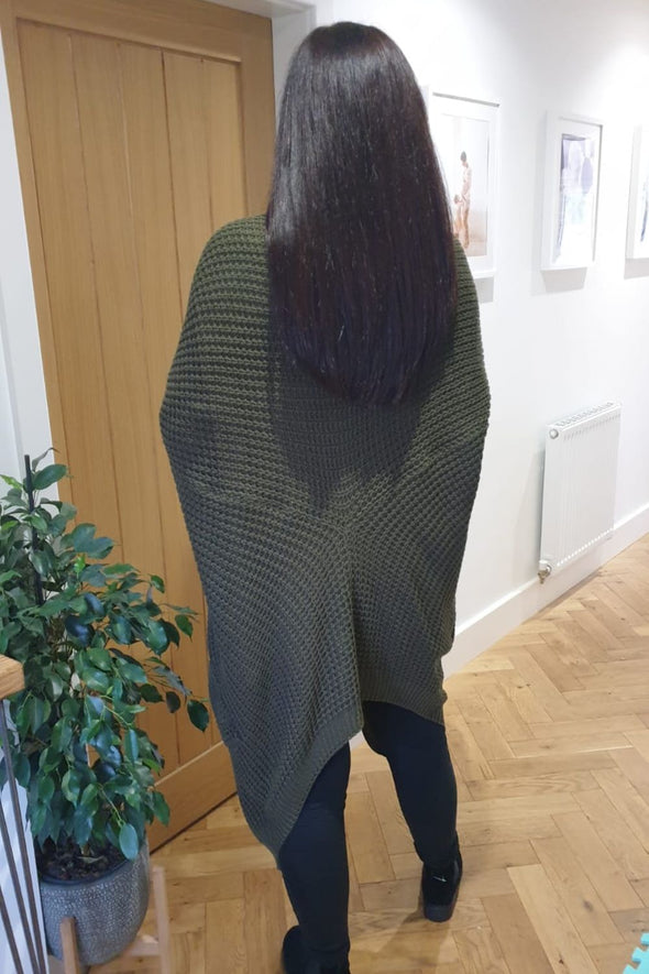 Knitted Cardigan Freya