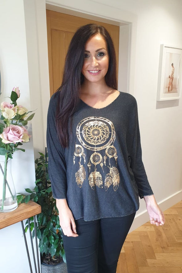 Dream Catcher Top Debbie