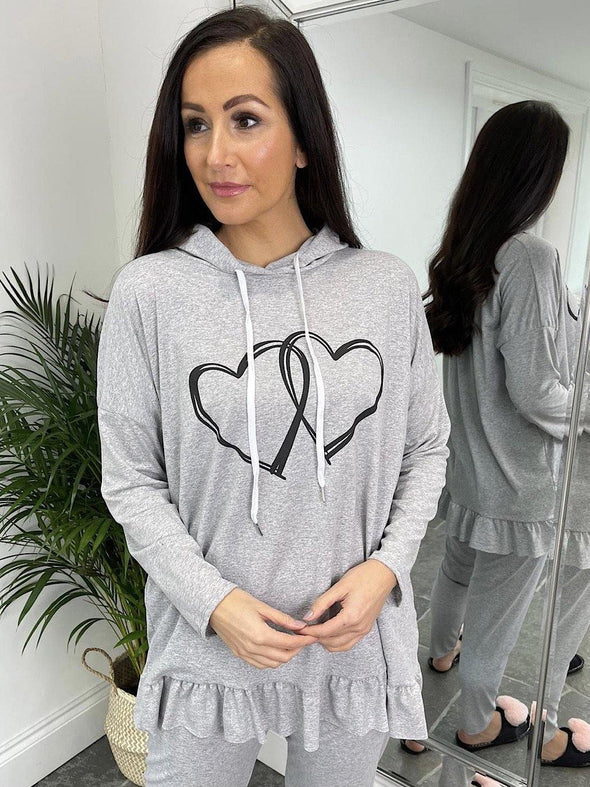 Double Heart Lounge Set