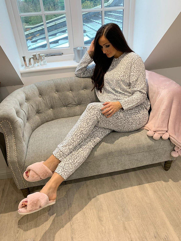 Long Sleeve Pyjama Lounge Set