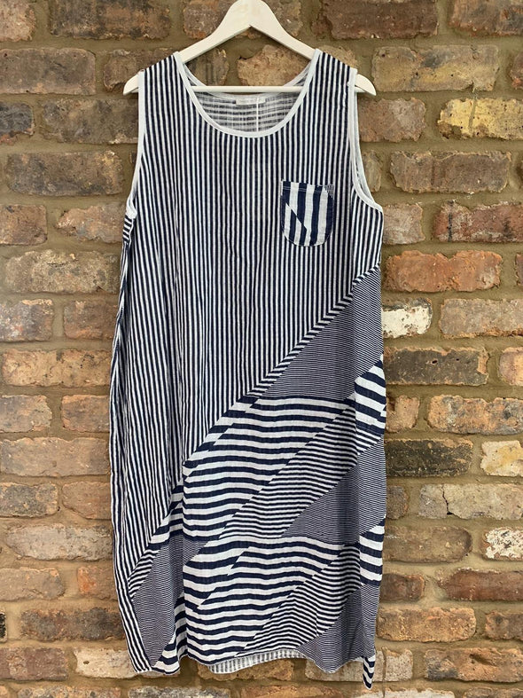Lydia Stripe Dress