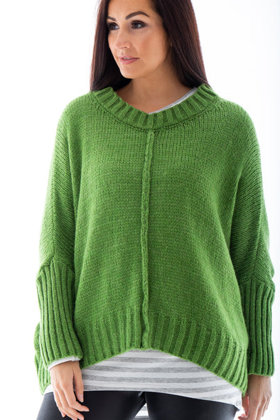 Ava Knitted Jumper