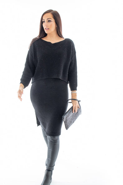 Madge Long Layered Tunic