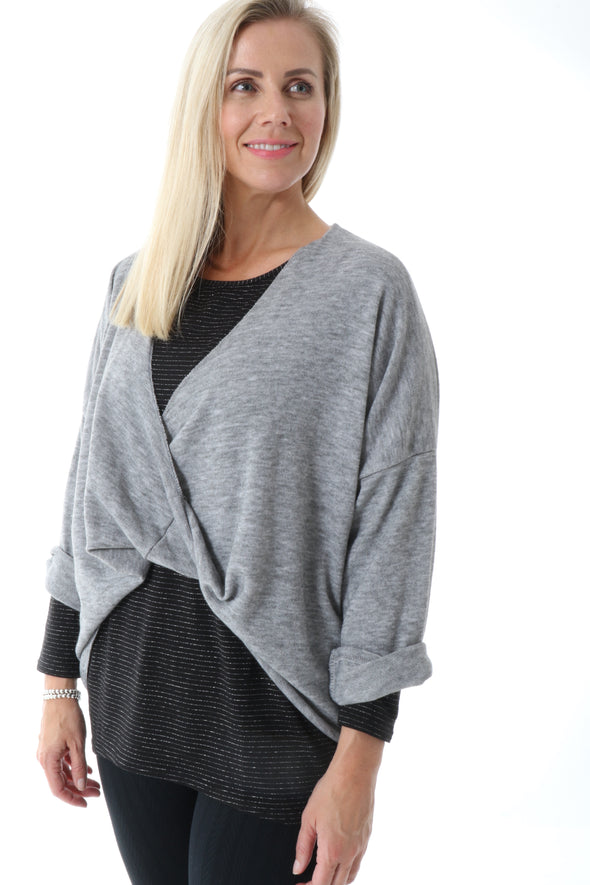 Tina Twist Jumper - Tilletts Clothing (4094312874097)