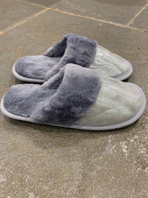Metallic Soft Slipper
