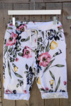 Fliss Floral Cargo Shorts