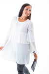 Lillian Layered Tunic - Tilletts Clothing (4009690267761)
