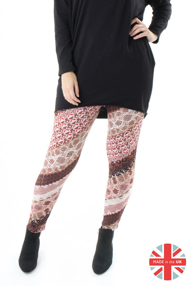 Madison Printed Leggings