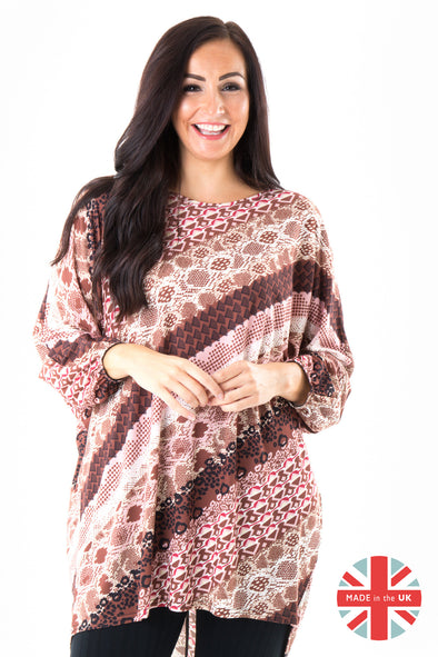 Madison Printed Tunic