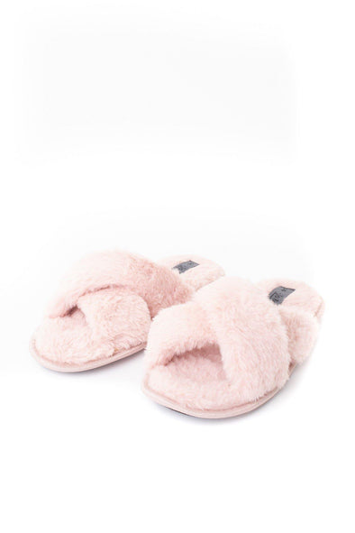 Mojito Fluffy Slippers - Tilletts Clothing (4051240779889)