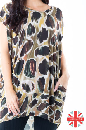 Queenie Printed Tunic