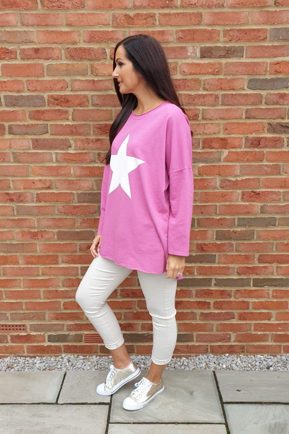 Stacey Star Sweatshirt
