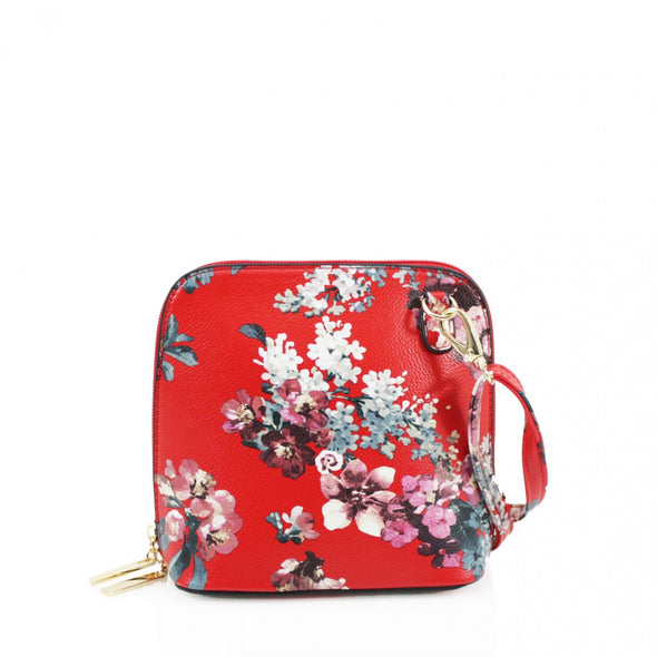 Millie Floral Crossbody - Tilletts Clothing (2273073332337)