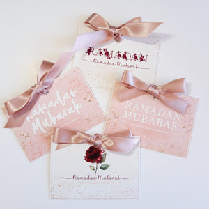 Luxury Ramadan Gifts tags