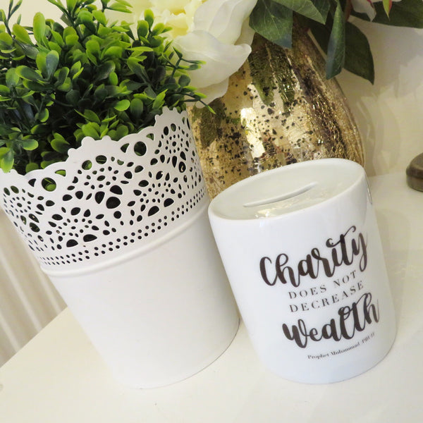 Personalised Money Jar Bespoke Design