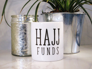 Hajj Money Jar