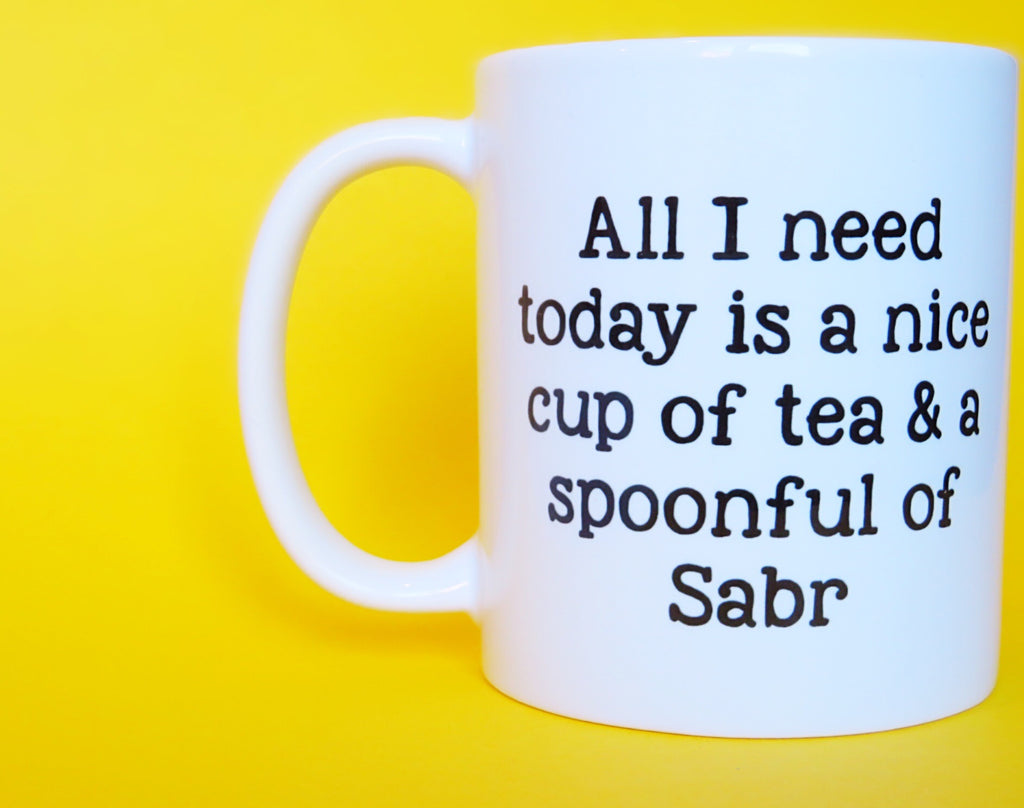 A spoon full of Sabr