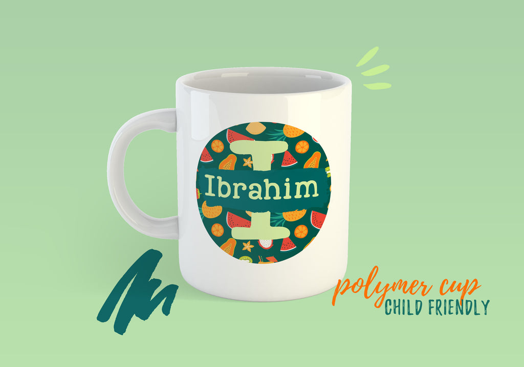 Children's Polymer Cup - Green