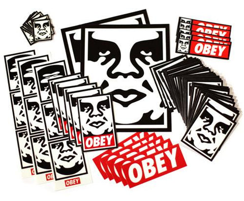 STREET BOMBER Sticker Pack