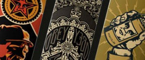 ARTSPROJEKT X OBEY SKATEBOARDS